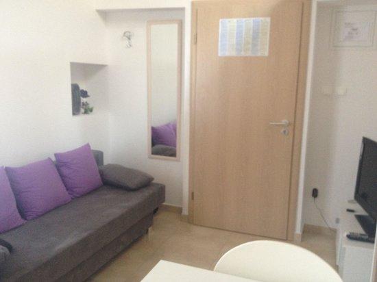 Apartments Magdalena: Zona giorno