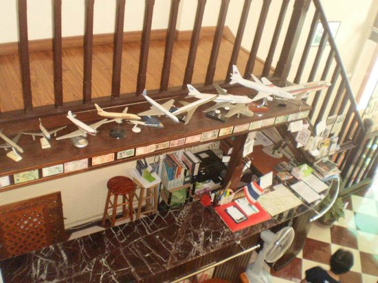 MHC-Guesthouse : more planes