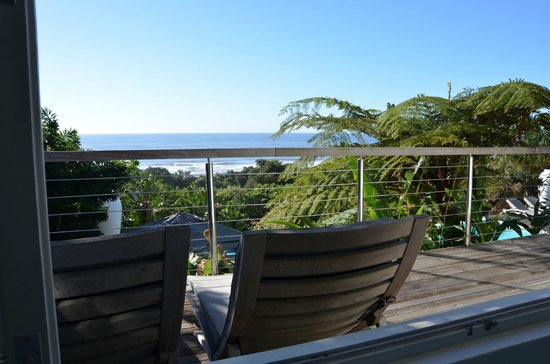 Days At Sea Beach Lodge: Room with a view