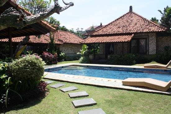 The Club Villas : 2 room villa in private walled garden