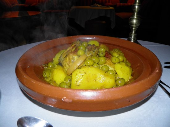 Riad Les Bougainvilliers : slurrrrrppppppp