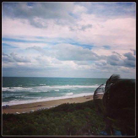 Hutchinson Island Marriott Beach Resort & Marina: Ocean view room at Sandpiper