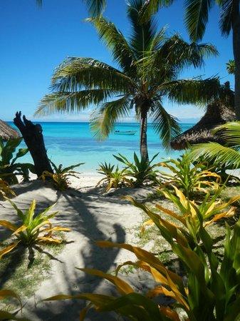 Blue Lagoon Beach Resort : View of Beach
