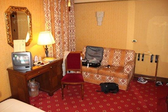 Ai Mori d'Oriente Hotel: Style oriental