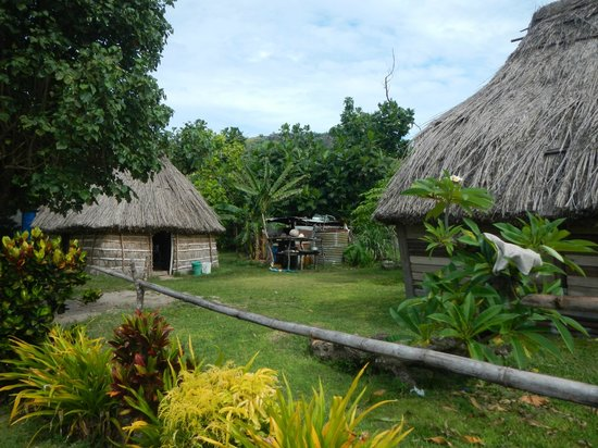 Blue Lagoon Beach Resort : Village Tour