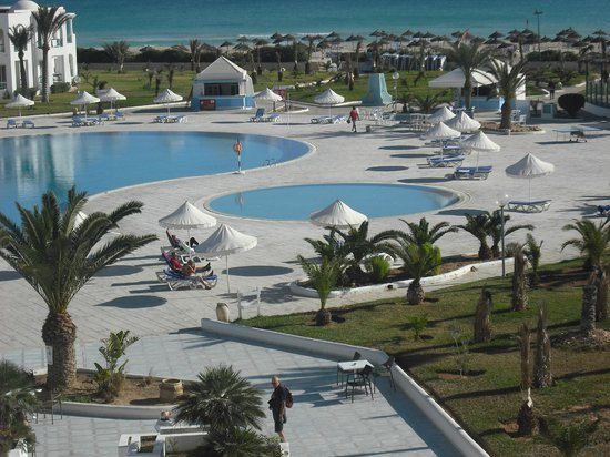 Vincci Helios Beach : Pool