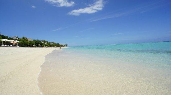 The St Regis Mauritius Resort Beach Facing South West