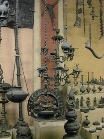 Utensils Museum: in the museum