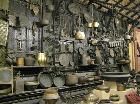 Utensils Museum: Collection