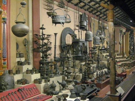 Utensils Museum: inside the museum