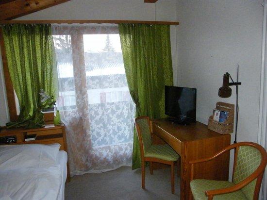Hotel Bellevue Bären: Single Room