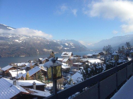 Hotel Bellevue Bären: View from the terrace