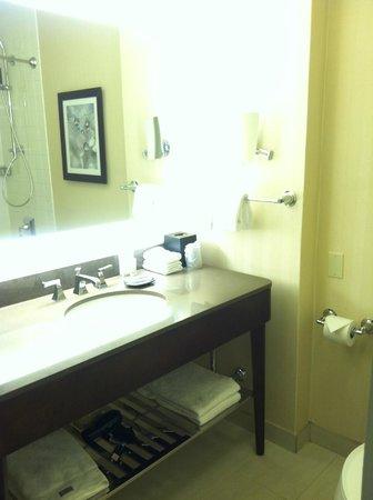 The Westin New York Grand Central : Bathroom