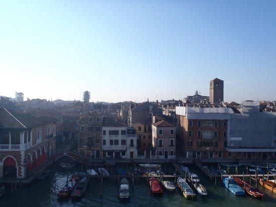 Ca' Sagredo Hotel: Vue de la terrasse