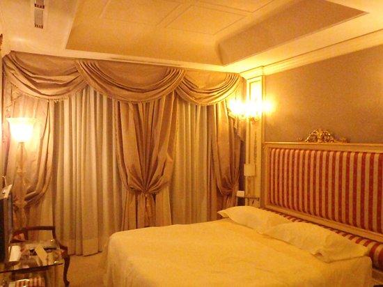 Ca' Sagredo Hotel: Chambre double deluxe