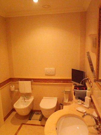 Ca' Sagredo Hotel: Salle de bain
