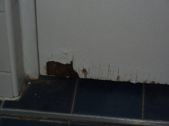 Holiday Inn Cairns Harbourside: bathroom door