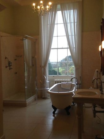 Warner Cricket St. Thomas Hotel: Hudson -Taylor bathroom