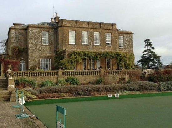 Warner Cricket St. Thomas Hotel: Mansion House