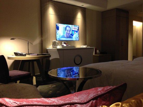Tokyo Marriott Hotel: デラックスツイン