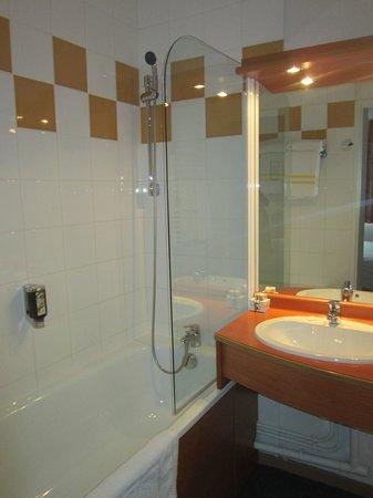 Appart'City Confort Lyon Gerland: salle de bains