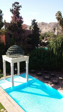 Hotel Marrakech le Tichka : Swimming pool