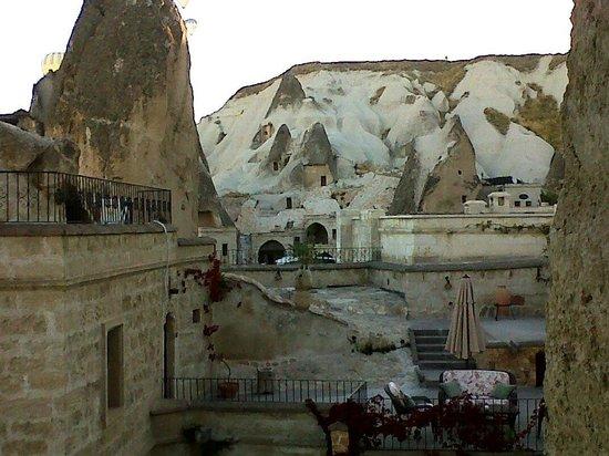 Cappadocia Cave Suites: View