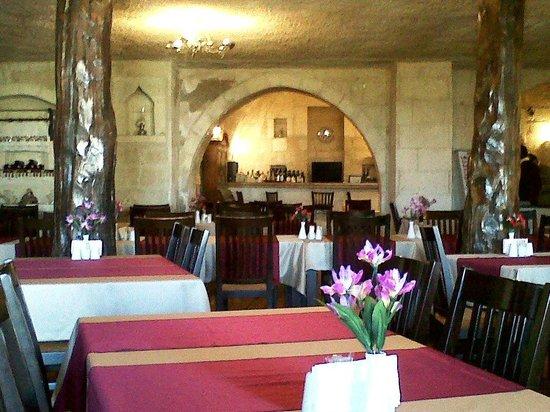 Cappadocia Cave Suites: Restaurant