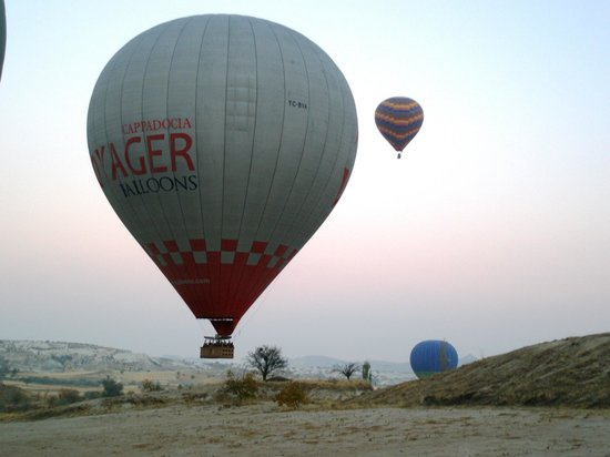 Cappadocia Cave Suites: Destination Adventure