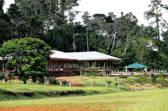 Kabalebo Nature Resort: Inspiration Point