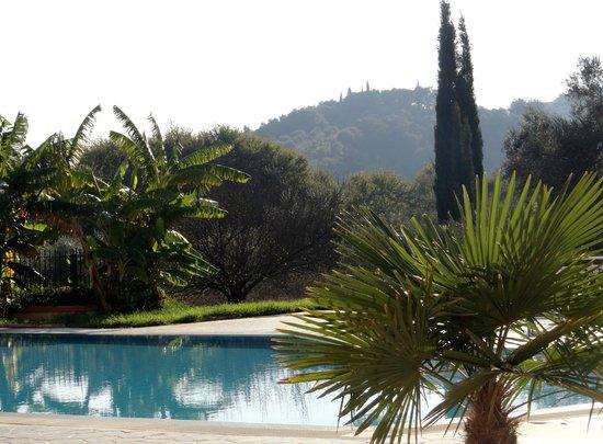 Corfu Andromeda: jardin