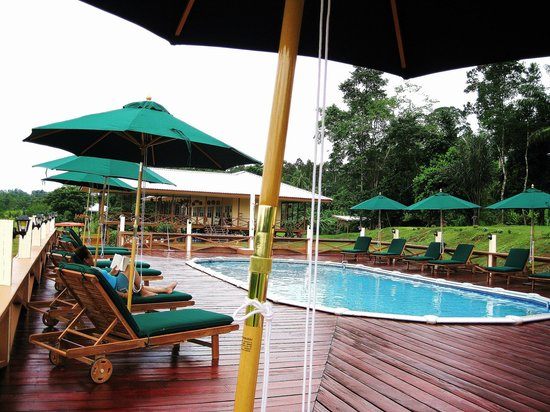 Kabalebo Nature Resort: Swimming pool