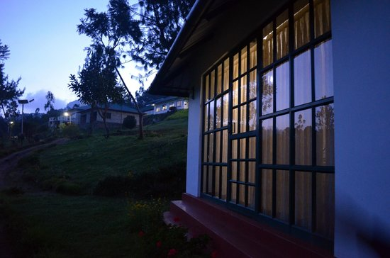Camp Noel: In the evening
