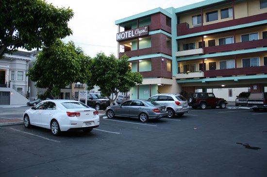 Motel Capri: motel