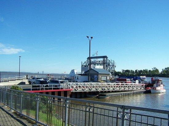 La Gare Fluviale de Montmagny