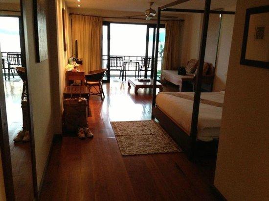 Cinnamon Beach Villas: suite del residence