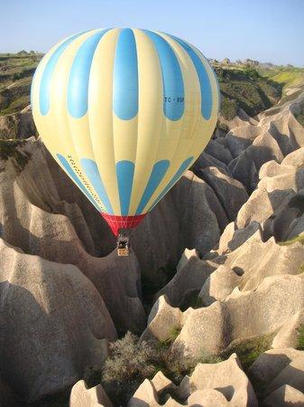 Kapadokya Balloons - Picture of Kapadokya Balloons, Goreme ...