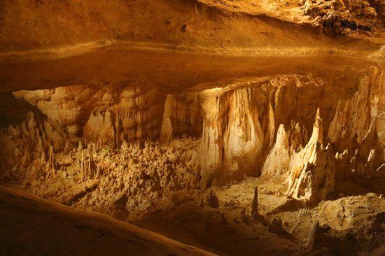 Luray Caverns: das ist nicht der Grand Canyon
