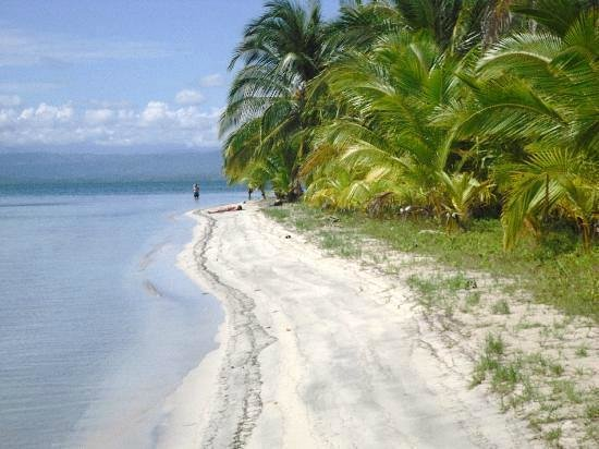 Isla Zapatillas : Paraiso