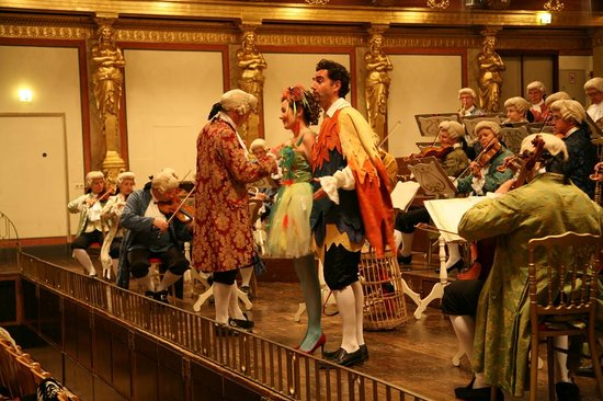 Vienna Musikverein Guided Tours