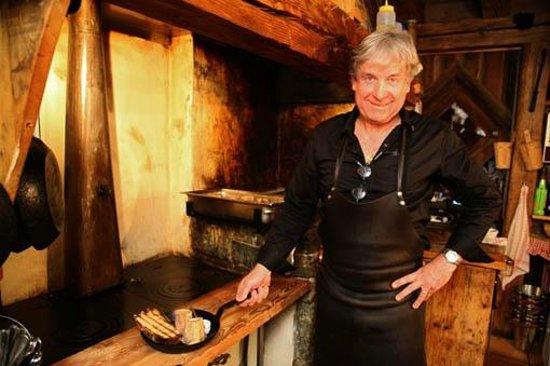 Restaurant L'Arbe: le patron