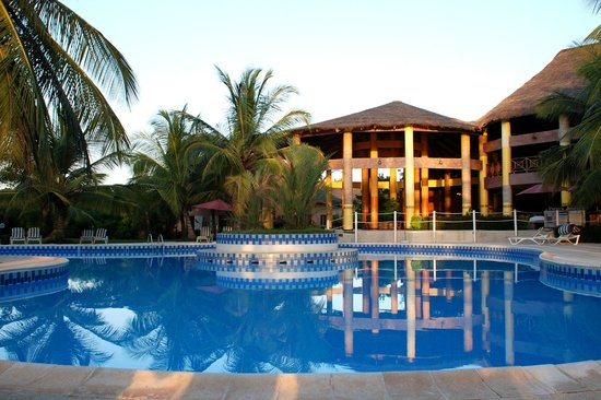 Hotel Club Royal Saly: Il ristorante