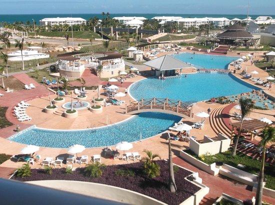 Hotel Melia Marina Varadero View From Balcony 2