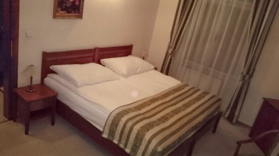 Amigo City Centre Hotel: Double Room