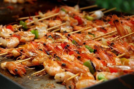 Hotel Club Royal Saly: Pesce buonissimo !!!
