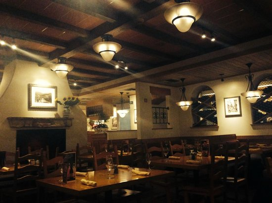 Interior Picture Of Olive Garden Mexico City Tripadvisor
