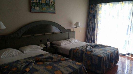 VIK Hotel Arena Blanca: De kamers