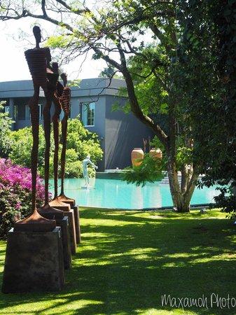 Saxon Hotel, Villas and Spa: Main Pool