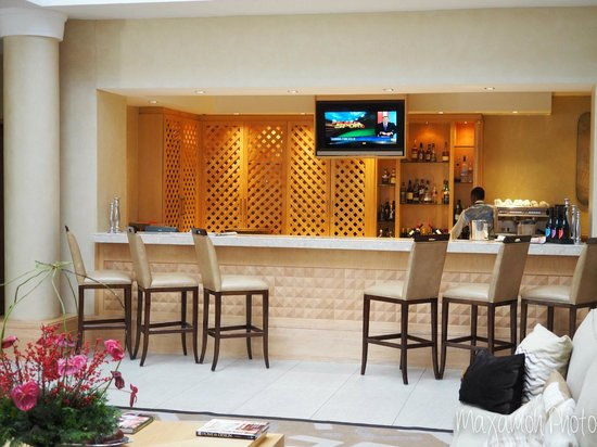Saxon Hotel, Villas and Spa: Villa 3 Bar