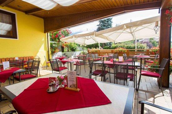 Gasthaus Bierwirt: Terrasse